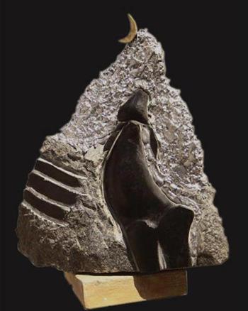 AV28  Shivogam  Granite  15 x 15 inches  Available