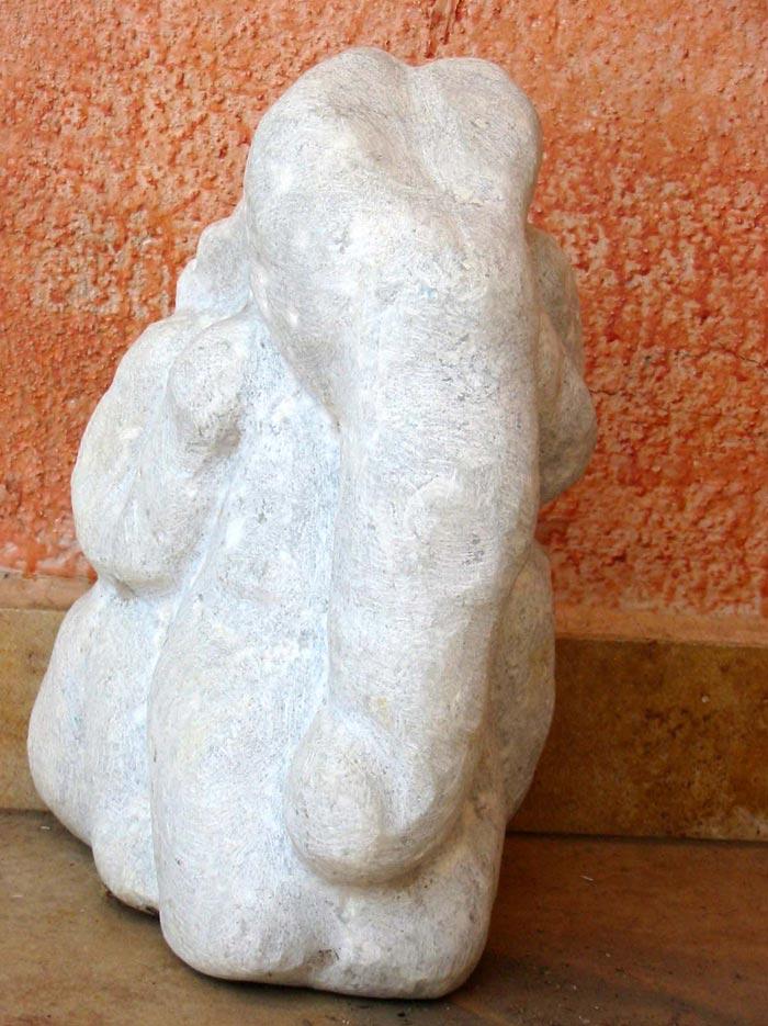 DA06  Ganesha 8  Granite  14 x 11 x 6 inches  Available
