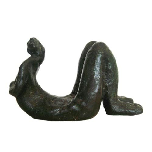 Nupur Chatterjee  Untitled - II  Bronze  7 x 3 x 4 inches  Unavailable (Can be commissioned)