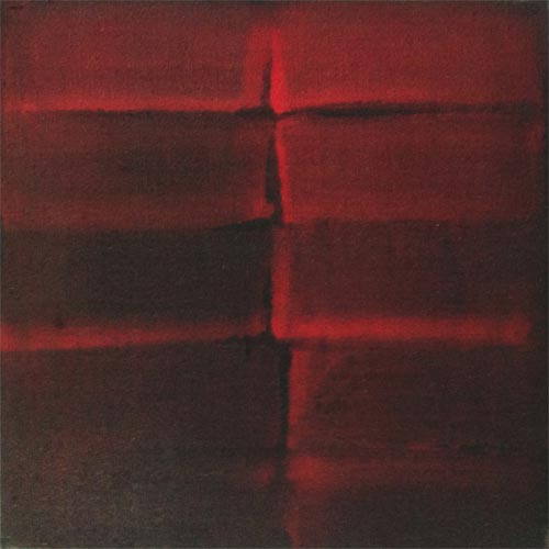 V.Viswanathan  Untitled - II  Casein on canvas  12 x 12 inches  Unavailable (Can be commissioned)