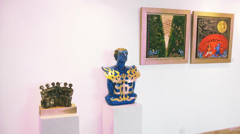 Artists' Previously Exhibited